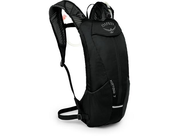 Osprey Katari 7 Plecak z systemem nawadniającym Mężczyźni, black